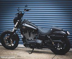Harley Davidson News – Harley Davidson Bike Pics Harley Dyna, Harley Davidson Dyna, Custom Choppers, Custom Harleys, Street Bob, Club Style, My Ride, Bike Life, Low Rider