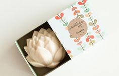 Idea for bridesmaid thank-you gift bag? Coconut Soap  BLOOMALIA Lotus Soap  Natural by seventhtreesoaps, $12.90