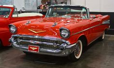 Bob Pond collection Chevrolet Bel Air Photo by: Blake Z. Rong