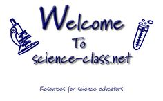 Science-class.net - Science Resources for the Middle Grades