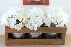 Easy Flower Crate De