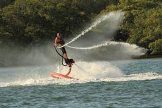Sunshine Coast Flyboard X-perience | maroochy river jet ski hire