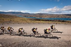 Patagonian Expedition Race - cool view!