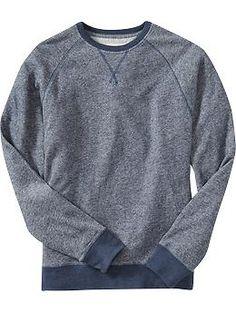 Men's Crew-Neck Sweatshirts | Old Navy