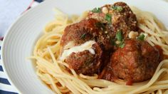 Blogger Corey Valley of Family Fresh Meals dishes up a slow cooked meatball meal that's bound to please even the pickiest of eaters.