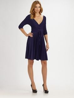 I love this BCBGMAXAZRIA Cruz Dress (via Shop It To Me)