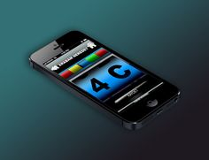 Shopping Mall Iphone App by Caner Erdogan, via Behance