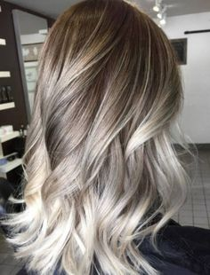 Haarfarben und frisuren 2018