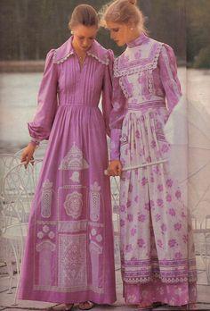 vintage prairie dresses really vintage style- yes, no