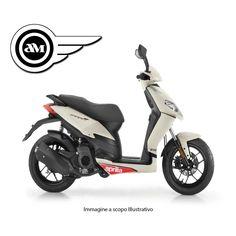 Aprilia Sport City 50 2011 – AM Noleggio Scooter