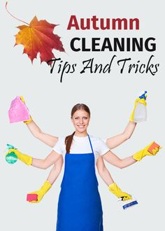 Autumn cleaning tips and tricks - healthyofnews How To Clean Furniture, Furniture Cleaning, Plastic Crates, Window Cleaner, Bathroom Cleaning, Cleaning Hacks, Autumn, Household Tips, Diy