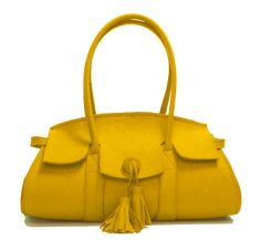 Paper Sewing Pattern – Adele Baguette Handbag