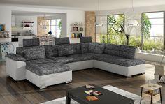 Do you like to rest? We also. Click on the photo! Lubisz wypoczywać? My też! Kliknij w zdjęcie po więcej.  #rest #cornersofa #livingroom #sofa #mirjan24 #narożnik #salon
