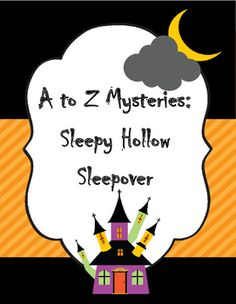 This A to Z Mysteries Unit is perfect for Halloween.  Who is the Headless Horseman, is that the mystery to be solved?  Students will be the detective as they work their way through this novel study.  Included:vocabulary word definition pagevocabulary word fill in the blankcreate your own sentence activitygraphic organizer for Josh, Dink, and Ruth Rosemystery graphic organizerquestions for chapters 1-12 (short answer and written response questions)Answer Key Included!!