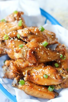 Easy, sweet and sticky Korean Fried Chicken recipe that takes only 3 key ingredients: chicken, soy sauce, and sugar. Recipe by Damn Delicious. | rasamalaysia.com