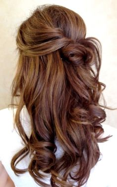 Lovely long style