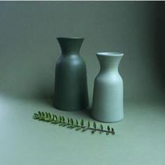 Green Sem Carafe (set of 2)