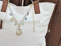 Sailing the high seas in style purse wrap by KConklinJewelry on Etsy