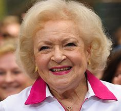 Famous elderly people SS - MSN Popular Searches Who doesn't love Betty White....would like to be like her when I grow up