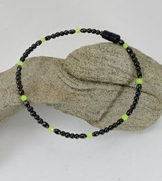 Womens Magnetic Anklet Light Green Peridot Top Quality Brazilian Magnetite Loadstone birthstone of august leg cramps leg ankle foot pain by MagnetiteJewelry on Etsy
