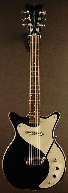 '59 Vintage Danelectro 4011 Super cool