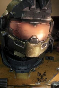 Jorge from halo reach Halo Game, Halo 3, Halo Reach, Video Game Art, Video Games, Halo Armor, Halo Master Chief, Airsoft Mask, Red Vs Blue