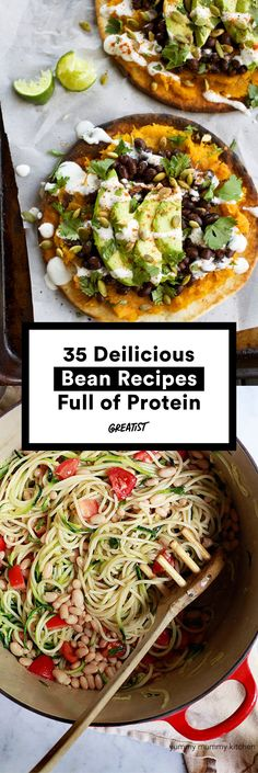 """Where have these """"bean"""" all our lives?! #greatist http://greatist.com/eat/healthy-bean-recipes"""