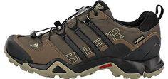 Adidas Men's Terrex Swift R GTX Flat Feet Hiking Shoes