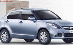 Next-Generation Maruti Suzuki Swift DZire Spotted Without Camouflage