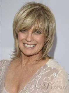 Image result for layered medium wigs