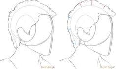 RFA-how-to-draw-short-vlasy-z-bočním pohledu-2