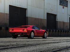 Ferrari 288 GTO, 11.000 km only!