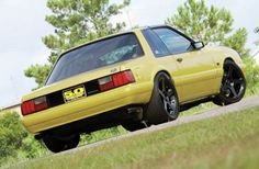 1987 Ford Mustang LX Coupe - Two Shot Photo & Image Gallery