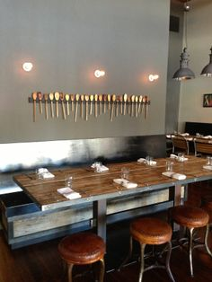 great atmosphere | great food | rhubarb restaurant in asheville, NC | ::rhubarbasheville