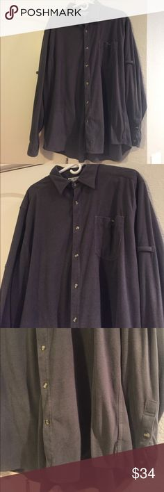 Columbia Titanium Fleece Size XL Brand new with tags men's gray Columbia titanium fleece Size XL! Paid over $100! Check out my closet too Columbia Shirts