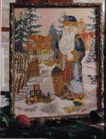 "Gallery.ru / OlgaHS - Альбом ""A Cross-Stitch Christmas"""