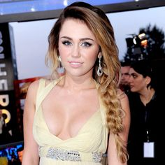Be Bold!    You Can Do: Boho Side Braid  Problem: My hair is too thick and unruly.  Solution: All the better! This look is all about texture and volume. Straighten out a few face-framing pieces and leave the rest au naturale. The result will be a hefty, texturized braid like Miley Cyrus.