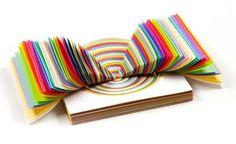 paper treatment - Jen Stark