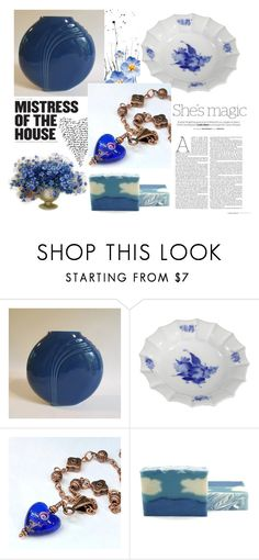 Gifts for the Mistress of the House by charmedbybonnie on Polyvore featuring Royal Copenhagen, Aime and Nicole