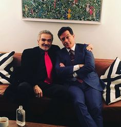 Tune in tonight! Burt Reynolds talks Smokey, Sally, Boogie and BUT ENOUGH ABOUT ME with Stephen Colbert on @colbertlateshow