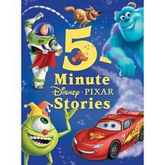 5-Minute Disney Pixar Stories Book