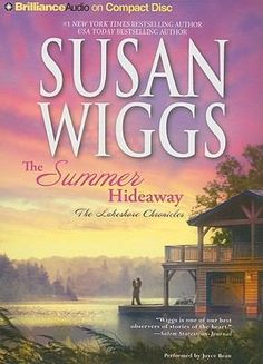 The Summer Hideaway by Susan Wiggs Book 7 Abridged Audiobook 5 CDs English 2010 ~ $14.99