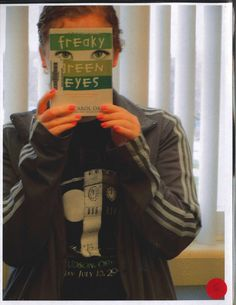 Bookface Contest Entry 2012