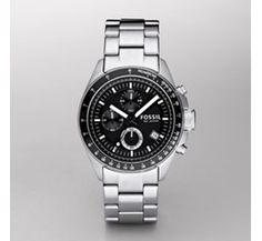 Decker Chronograph Stainless Steel CH2600