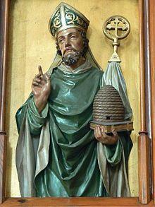 Der heilige Ambrosius ist Schutzpatron der Städte Mailand und Bologna sowie der Imker und Bienen. Sein Gedenktag in der katholischen und orthodoxen Kirche der 7. Dezember (Weihe zum Bischof), in der Evangelischen Kirche der 4. April (sein Todestag, wird auch in der orthodoxen Kirche begangen).