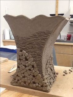 TEXTURING CLAY