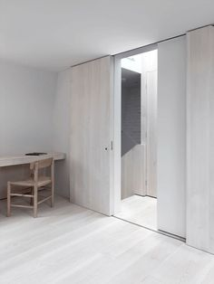 Ingersoll Road | Leibal Minimalist Interior, Minimalist Home, Contemporary Architecture, Interior Architecture, Interior Design, Villa, Interior Minimalista, Arched Doors, House Extensions