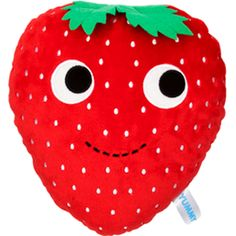 Kidrobot Yummy Breakfast Strawberry 10 Inch Plush (red) 883975128159 - $19.99