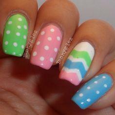 yannyglez #nail #nails #nailart