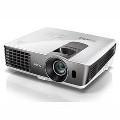BenQ MW721 NETWORK PROJECTOR WXGA 3500 LUMENS 13000:1 CONTRAST RATIO 2 X VGA HDMI LAN CONTROL 10W SPEAKERS
